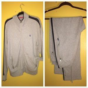 Ralph Lauren Polo sweatsuit